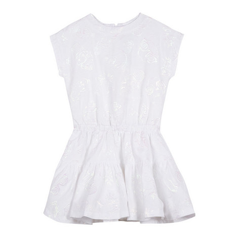 Embroidered Ice-Cream Dress Kids, ${color}