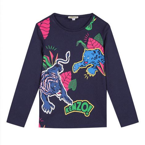 Jungle Long Sleeve T-Shirt, ${color}