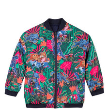 Rainforest Reversible Jacket