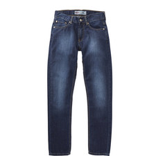 508 Regular Tapered Jeans Teens