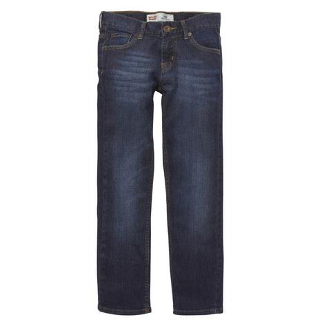 Regular Fit Jeans Teens, ${color}