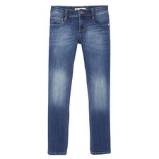 Mid-Wash Skinny Jeans Teen