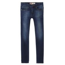 Distressed Skinny Jeans Kids
