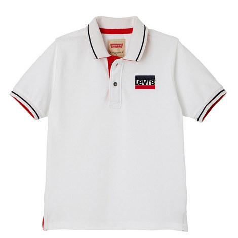 Retro Polo T-Shirt Toddler, ${color}