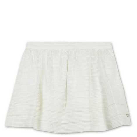 Pintuck Skirt Kids, ${color}