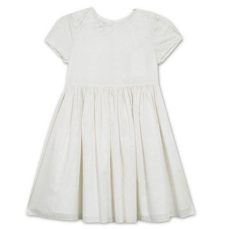 Pin Dot Prom Dress Kids, ${color}