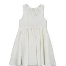 Feather Embellished Dress Kids