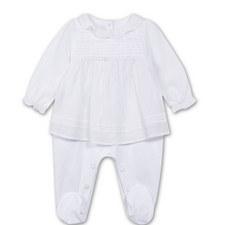 Babydoll Apron Romper Baby