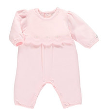 Kayleigh Apron Romper Baby