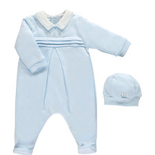 Rompersuit with Hat Baby