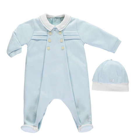 Lance Romper and Hat Set Baby, ${color}