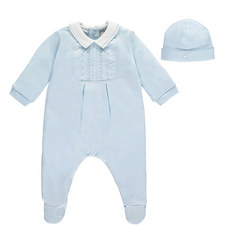 Romper and Hat Baby