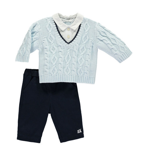 Lennon Three Piece Outfit Baby, ${color}