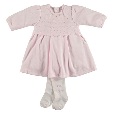 Juniper Dress And Tights Baby, ${color}