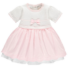 Malia Crochet Dress Baby