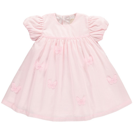 Mia Butterfly Dress Baby, ${color}