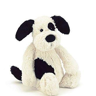 Bashful Puppy Medium