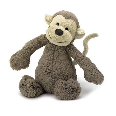 Bashful Monkey 31cm, ${color}