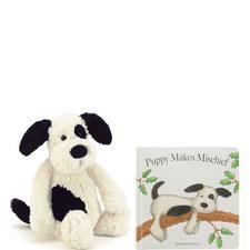 Bashful Puppy Set