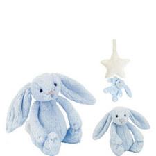 Bashful Blue Bunny Set
