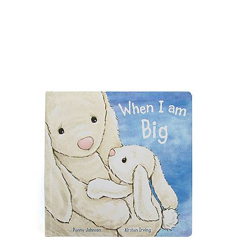 When I Am Big Book, ${color}