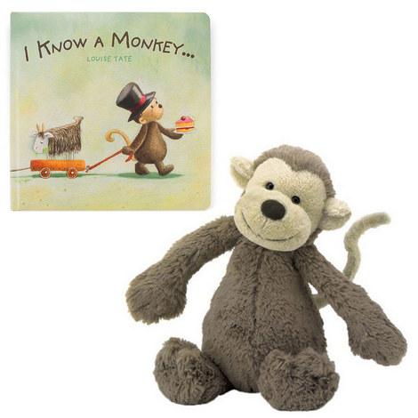 The Bashful Monkey Set, ${color}