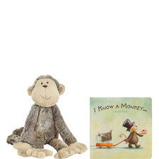 Mattie Monkey Set