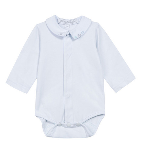 Embroidered Bodysuit Baby, ${color}