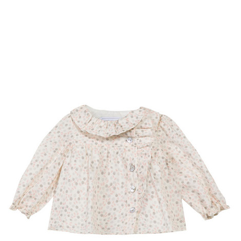 Ruffled Button Top Baby, ${color}
