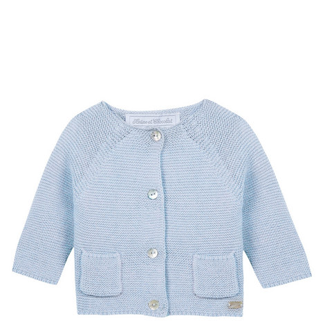 Purl Knit Cardigan Baby, ${color}