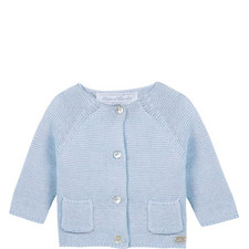 Purl Knit Cardigan Baby