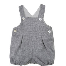 Buttoned Pantaloons Dungarees Baby