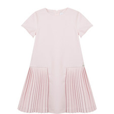 Pleated Drop Waist Dress Kids