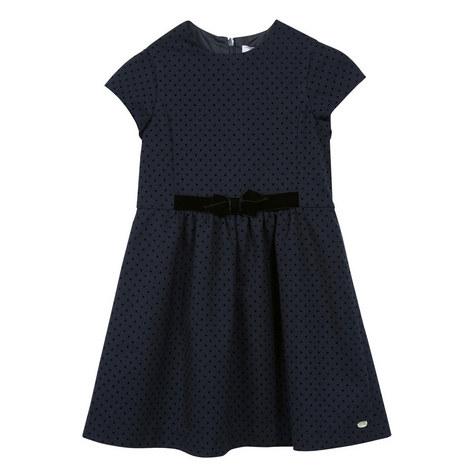 Pinspot Skater Dress, ${color}