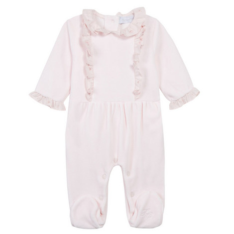 Ruffled Sleepsuit Baby, ${color}