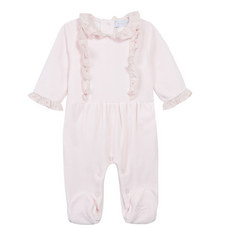 Ruffled Sleepsuit Baby