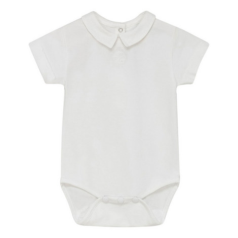 Classic Collar Bodysuit Baby, ${color}