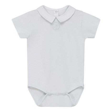 Classic Collar Bodysuit Baby, ${color}