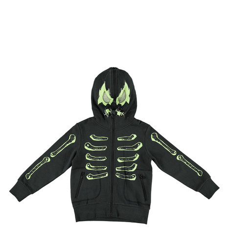 Bandit Skeleton Hoodie Kids, ${color}