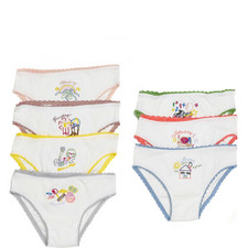 Peonie Underwear Box Set - 4-10 Years