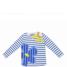 Rock Striped T-Shirt Kids