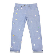 Lohan Striped Denims Kids