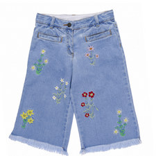 May Embroidered Denims Kids