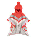 Bianca Hooded Knit Cape Kids, ${color}