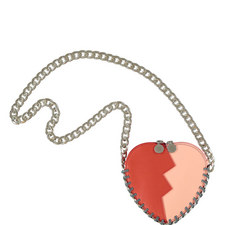 Jazz Heart Falabella Bag