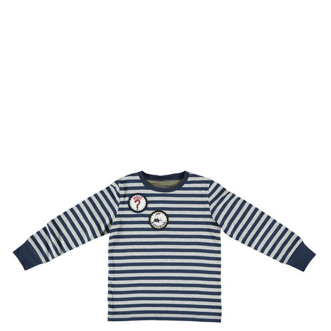 Crumble Long Sleeve T-Shirt Kids, ${color}