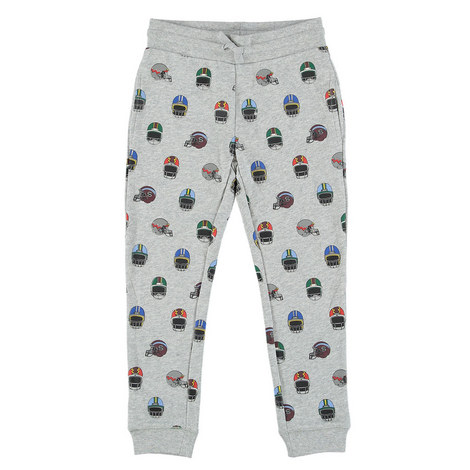 Zachary Printed Sweatpants Kids, ${color}