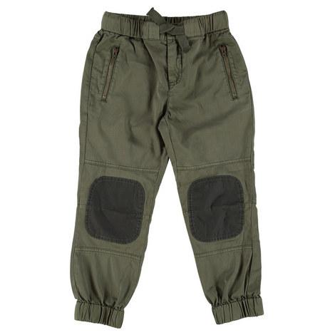 Almond Combat Trousers Kids, ${color}