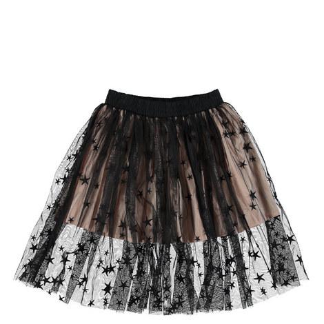 Black Amelie Star Skirt, ${color}