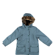 Blythe Faux Fur Coat Kids